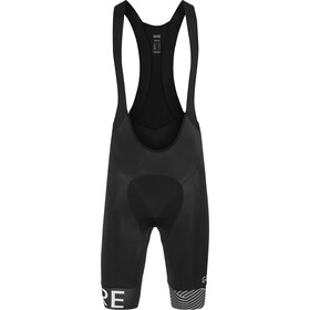 GORE WEAR C5 Optiline Bib Shorts Heren, black/white